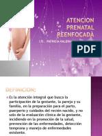 Atencion Prenatal Reen Foca Da