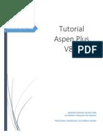 Tutorial 1. Iniciar Aspen Plus 8.8