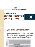 CRISTALES SEMICONDUCTORES