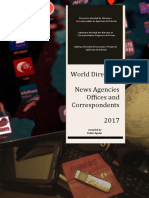 World Directory of News Agencies Offices and Correspondents