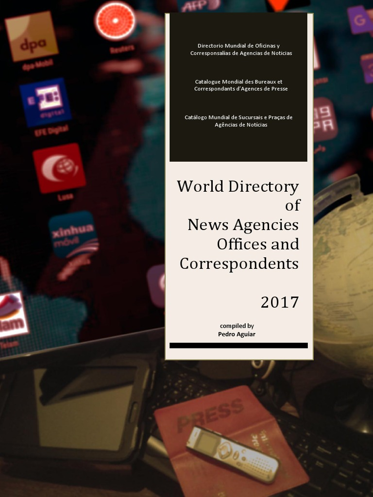 7472e54a0 World Directory of News Agencies Offices and Correspondents   News (215  views)
