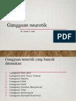 Gangguan Neurotik