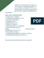 El Condensador de Poliéster o de Cerámico de 0