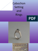cabochon rings advanced jewelry