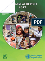 WHO Annual Report 2017