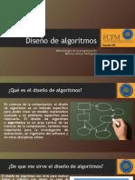Presentacion metodologia Diseño de algoritmos.pptx