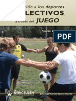 Wanceulen - Iniciación a los deportes colectivos