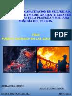 FUEGO E INCENDIO EN LAS MINAS DE CARBÓN.pptx