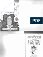 Mortos de Fama Isaac Newton e a Sua Maça