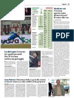 La Provincia Di Cremona 11-02-2019 - Le Altre Gare
