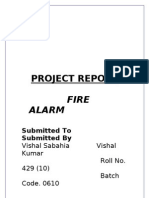 Fire Alarm using 555 timer IC | Electromagnetism | Electricity