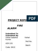 Copy of Fire Alarm