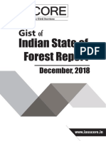 India State of Forest Report