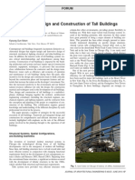 Integrated Design and Construction of Tall Buildings (Moon 2010)