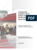 Controlling Canada's Arctic Waters