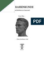 SS - Rassenkunde und Richtlinien zur Gattenwahl (23 S.)