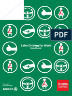 Safer Driving for Work