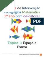 Apostila de Intervenção Pedagogica Matemática 5º Ano Com Descritores 01