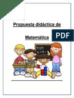 Propuesta de Matematica