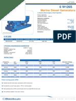 6W126S Sheet