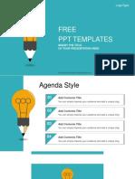 Free Bulb templates