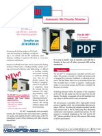 Sdi Ez-sdi Silt Density Index Monitor Brochure
