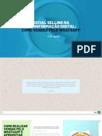 eBook Novo Social Selling Td Agendor