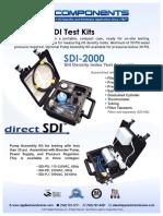 Sdi Direct Portable Silt Density Index Tester Brochure