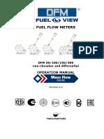 Fuel View flow meters