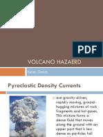Volcano Hazaerd