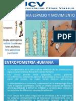 Antropometria Espacio y Movimiento.2014