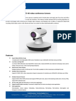 IT-FHDCC32 - Videoconference & Telemedicine – Video Camera