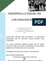 tema 3 desarrollo social presentación