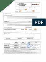 Pg-sig-009-f1 Rev 3 Reporte Ac Subestandar