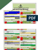 Calendário Após Aprovação Da PROEN