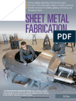 Professional Sheet Metal Fabrication - Ed Barr