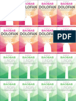 Baobabul Dolofan Lungan Si Pitic - Cartonase Concurs