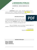 Apelação - Dis de Ue c Partilha de Bens - Luciano2