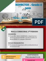 clase 1 proyectos grado sexto.pptx