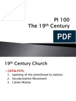 text --- PI 100 --- The 19th Century --- Church.pptx