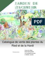 6 Evaluation- Differenciee Jardinretraite 01 Documents Catalogue Plantes