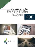 eBook - Guia Da Importação