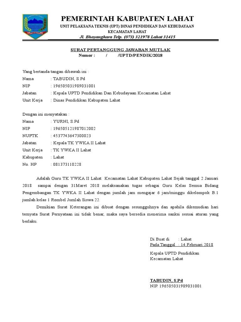 Pemerintah Kabupaten Lahat Unit Pelaksana Teknis Upt Dinas Pendidikan Dan Kebudayaan Kecamatan Lahat
