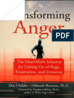 Transforming anger - Doc Childre