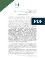 Um saber montado - Georges Didi-Huberman a montar imagem e tempo. CAMPOS, Daniela Queiros.pdf