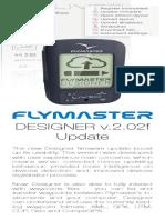 Designer Update 202 f