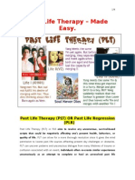 Past Life Therapy - Made Easy.