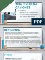 DEFENSA RIVEREÑA  GAVIONES.pptx