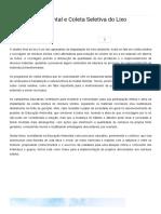 Educação Ambiental e Coleta Seletiva do Lixo - CENED Cursos.pdf