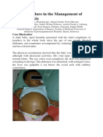 Kasai Procedure in the Management of Biliary Atresia